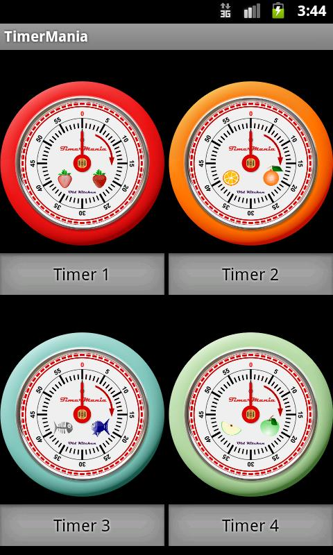 vintage kitchen timer  android apps on google play,