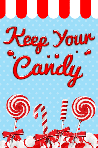 Keep your candy and crush it