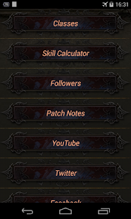 Skill Calculator (Unofficial) - screenshot thumbnail