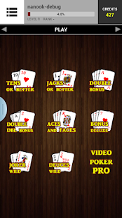 Video Poker Games Multiplayer