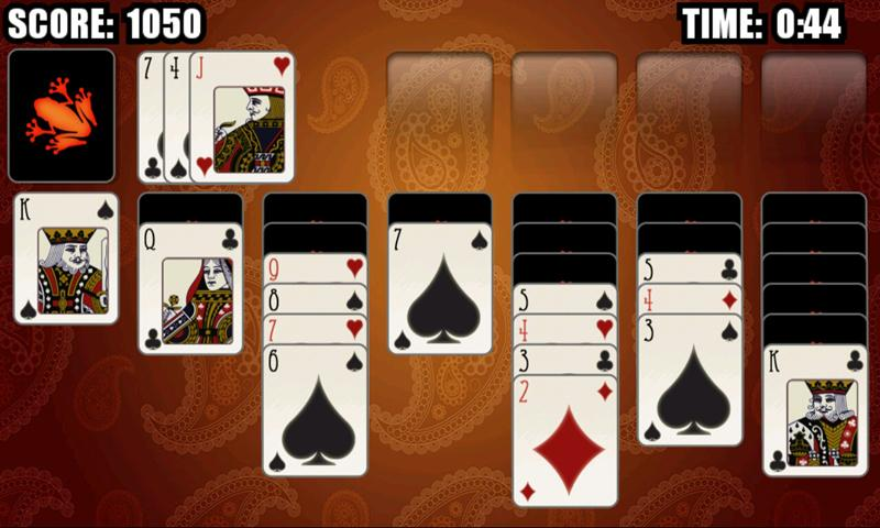 Solitaire Ultra- screenshot