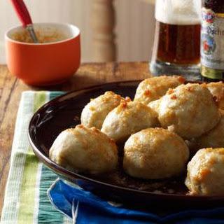 German Potato Dumplings.