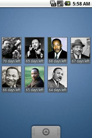 Countdown to MLK Jr. Day
