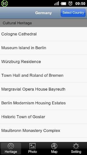 World Heritage in Germany