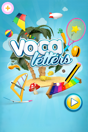 Voca Letters ABC for KIDS