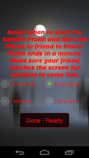 Zombie Scare Prank - screenshot thumbnail