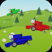 Combine Harvester Game
