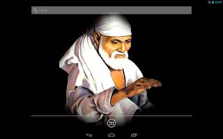 Screenshot of Shirdi Sai Baba Ji 3D Walpaper
