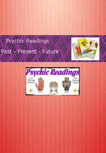 【免費生活App】Psychic Readings & Predictions-APP點子
