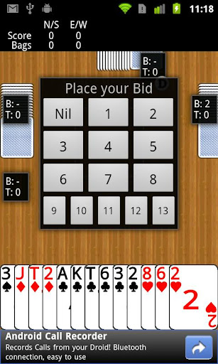 Spades! Screenshot