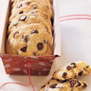 Cakey Chocolate Chip Cookies.