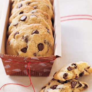 Cakey Chocolate Chip Cookies.