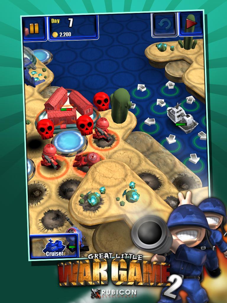 Great Little War Game 2 screenshot #14