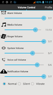Volume Control + - screenshot thumbnail