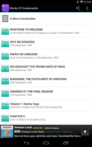 The Full Works of Vivekananda