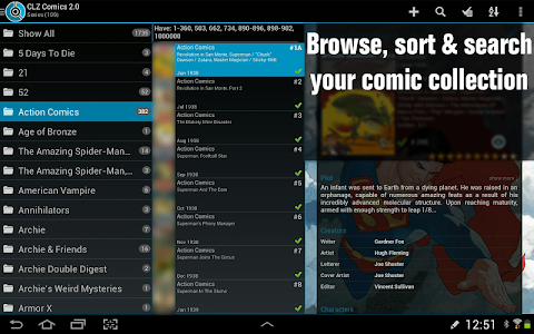 CLZ Comics - Comic Database v1.1.6