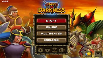 Screenshot of Age of Darkness