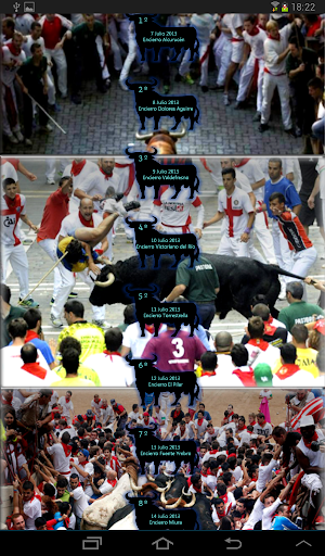 San Fermín 2013