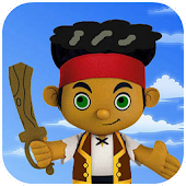 Swap Puzzle Kid Pirate