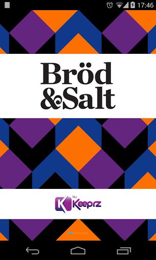 Bröd Salt