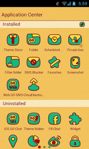 Go sms pro theme maker plug-in for android apk download.