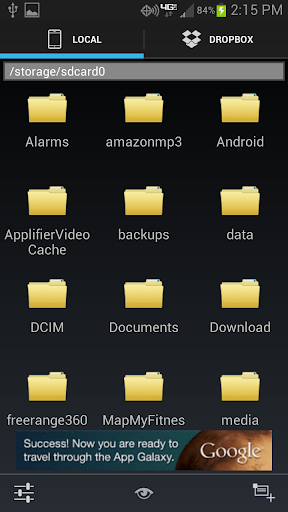 THE File Explorer