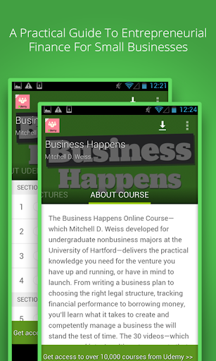 Business Happens Course