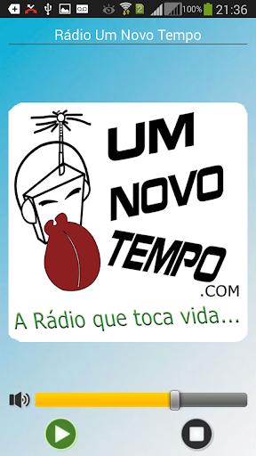 Rádio Um Novo Tempo