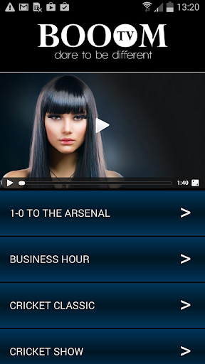 Booom TV app (apk) free download for Android/PC/Windows