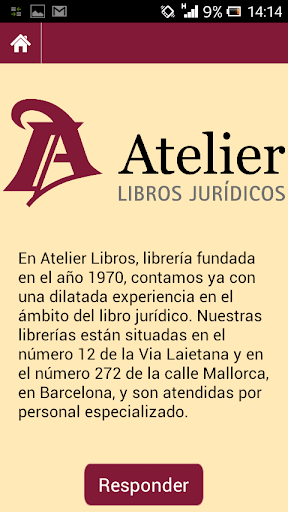 玩書籍App|Atelier Libros Jurídicos免費|APP試玩