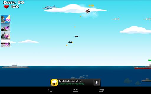 Battleship Defense