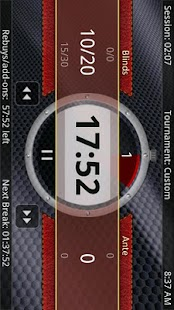 Ultimate Holdem Timer- screenshot thumbnail