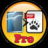 OpenOffice to PDF - Pro