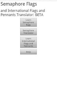 Learn Semaphore and ICS Flags- screenshot thumbnail
