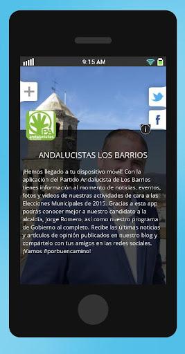 ANDALUCISTAS LOS BARRIOS