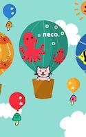 Screenshot of neco. LiveWallpaper Free