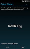 Screenshot of IntelliRing Free