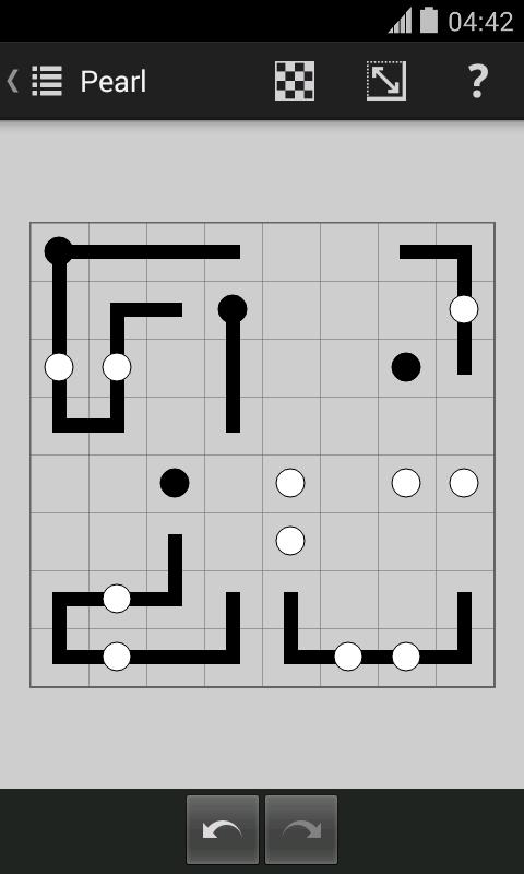 Simon Tatham's Puzzles - screenshot
