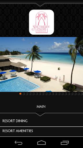Southern Palms Hotel Phone