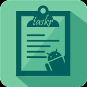 Taskr - Task List
