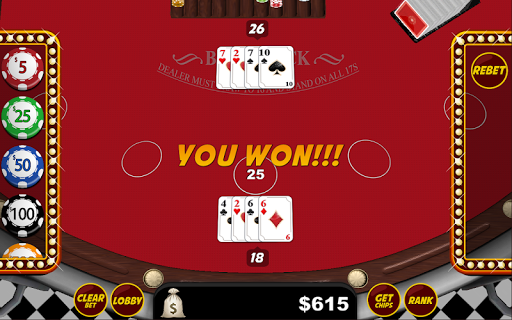 Blackjack Blitz: Casino 21