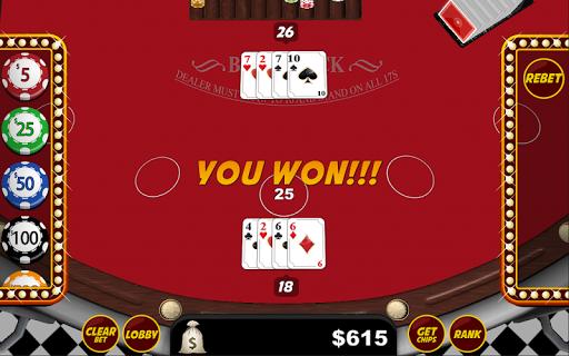 Blackjack Blitz: Casino 21