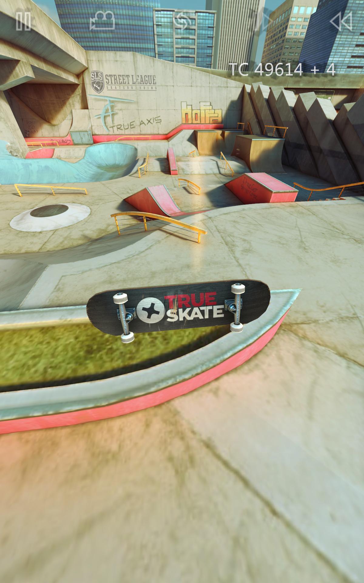 True Skate screenshot #6