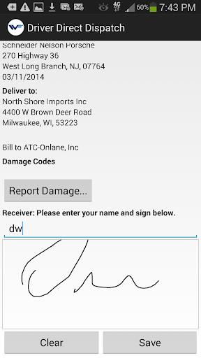 【免費交通運輸App】Driver Direct Dispatch-APP點子