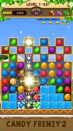 糖果瘋狂2 - Candy Frenzy 2