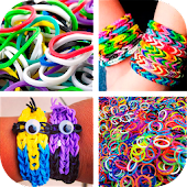 Rubber Bands Designs