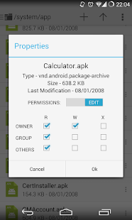 Sliding Explorer - screenshot thumbnail