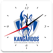 North Melbourne Analog Clock