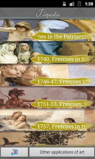 Tiepolo - Art Wallpapers