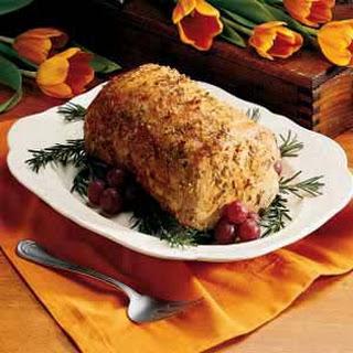Tuscan Pork Roast.